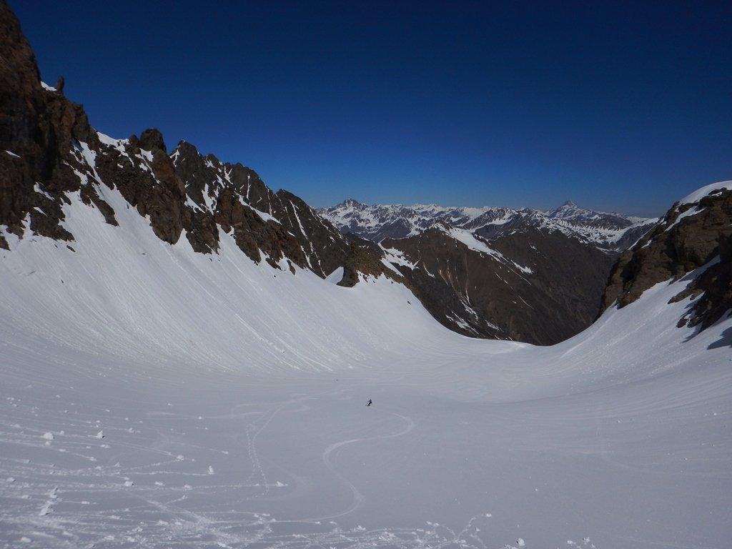 Scolpito dal ghiacciaio