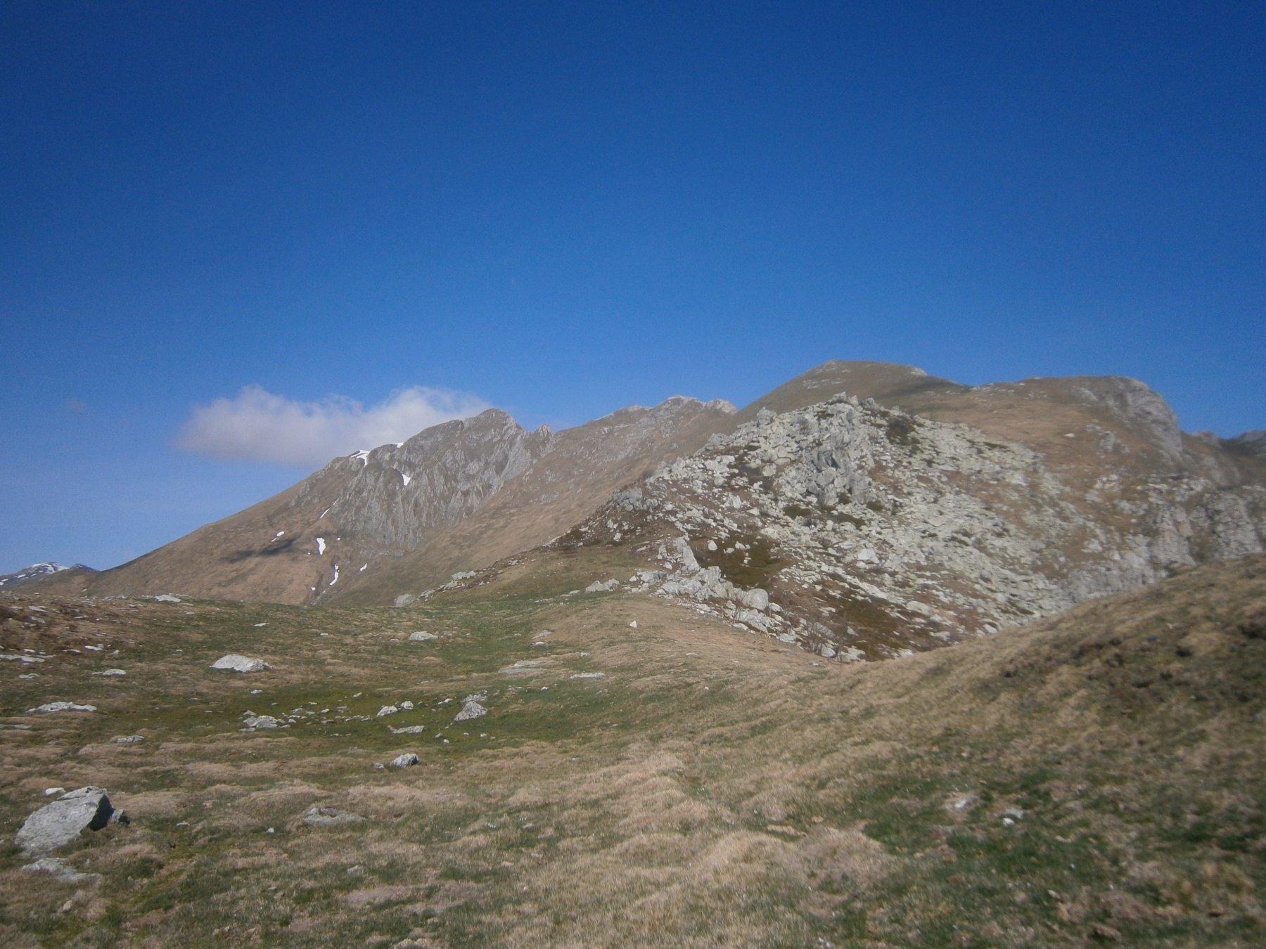 Cresta est da sotto