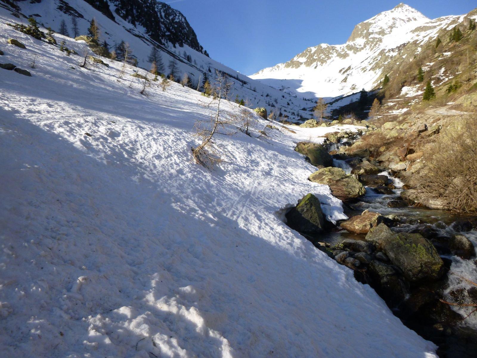 neve continua