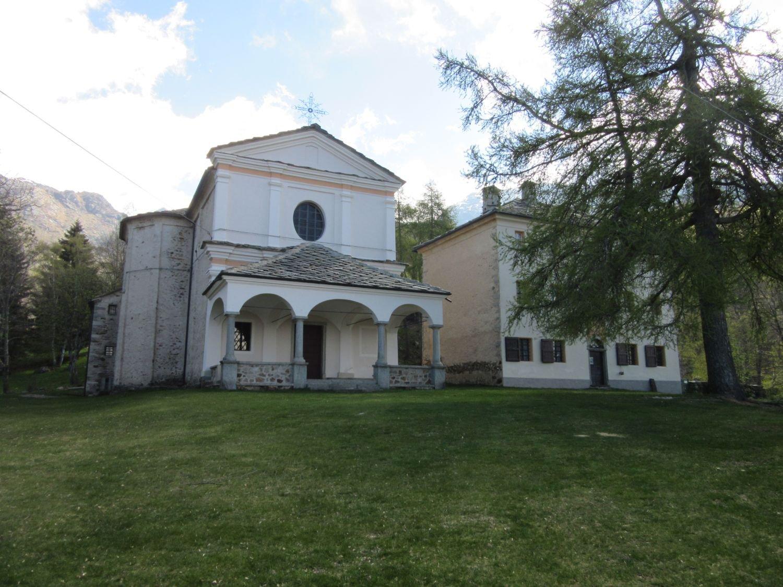 Trovinasse Chiesa S. Quirico