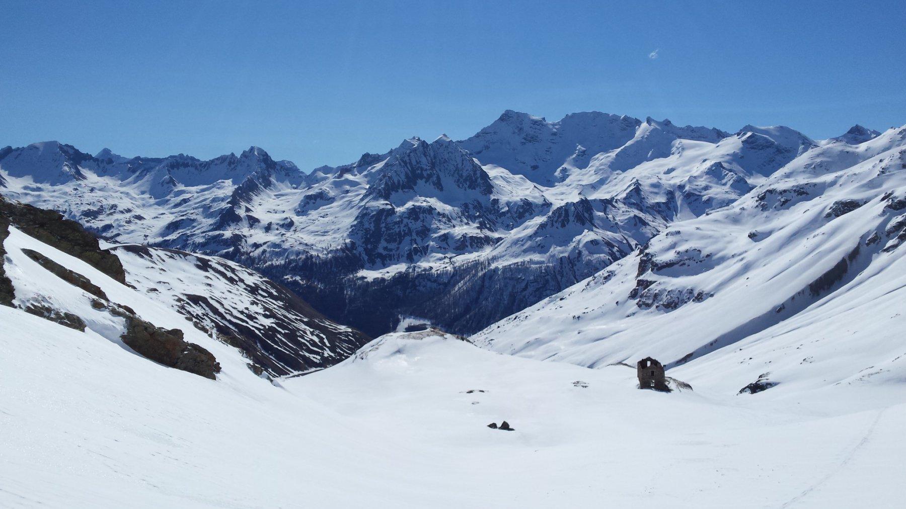 salendo al col du Mont