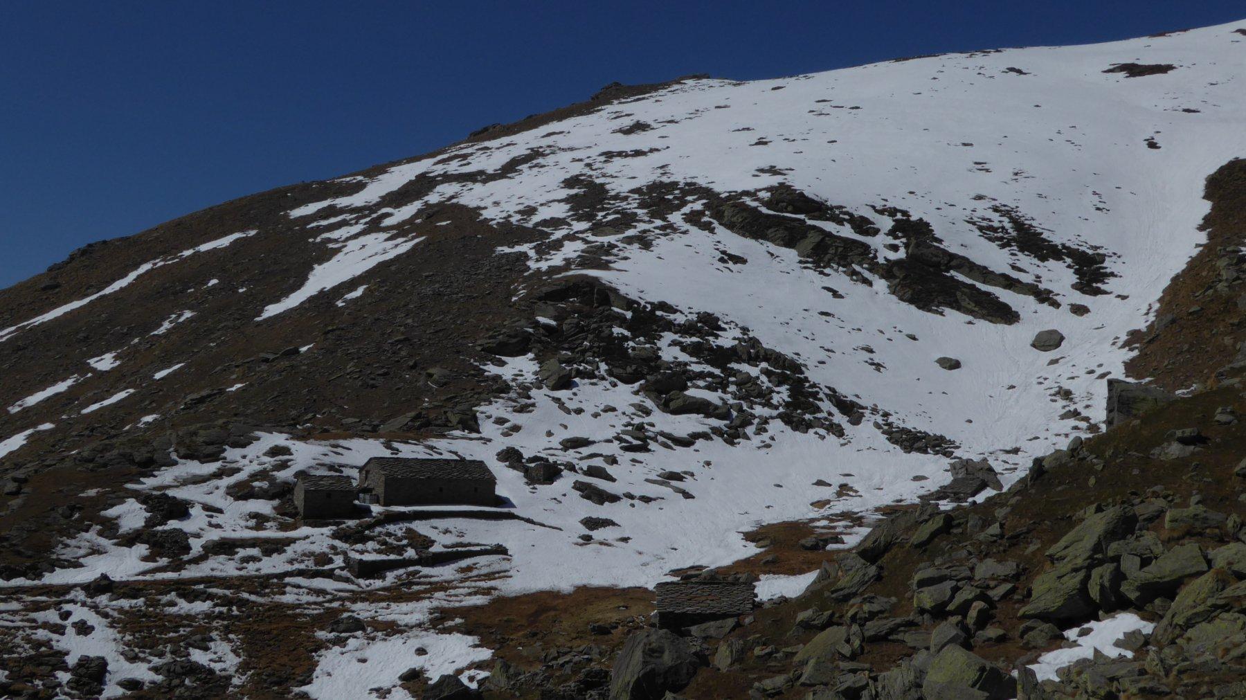 Alpe Chiaromonte e Becchi di Bertolino