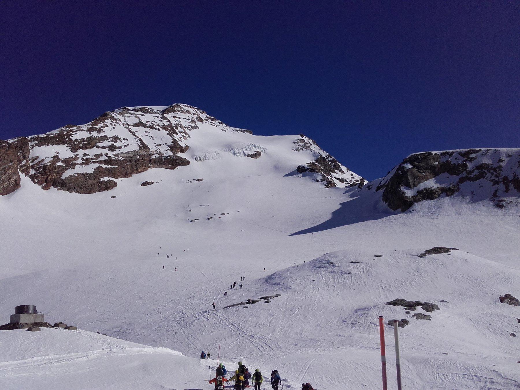 Il ghiacciaio di Indren