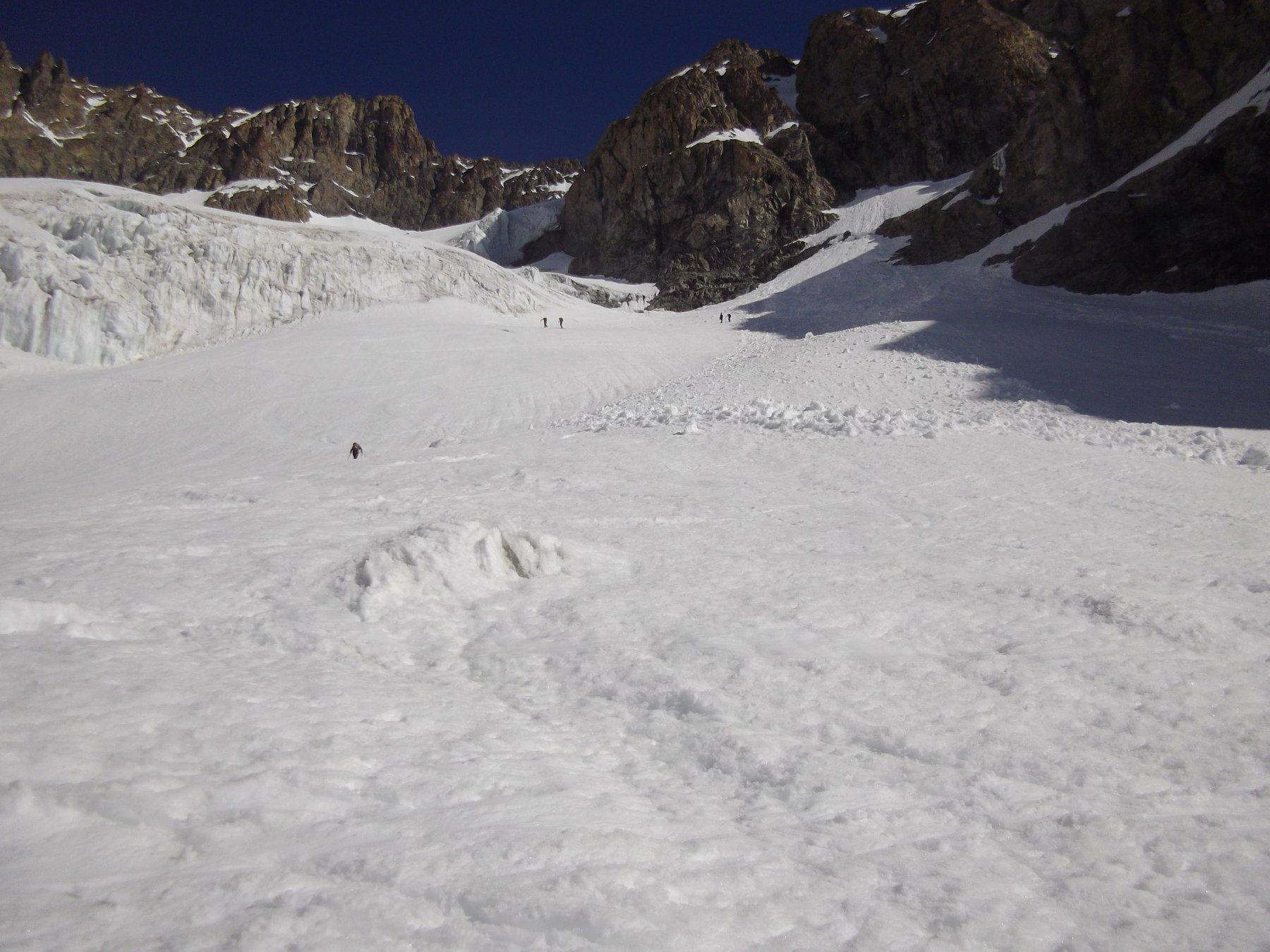 Glacier de l'Ailefroide