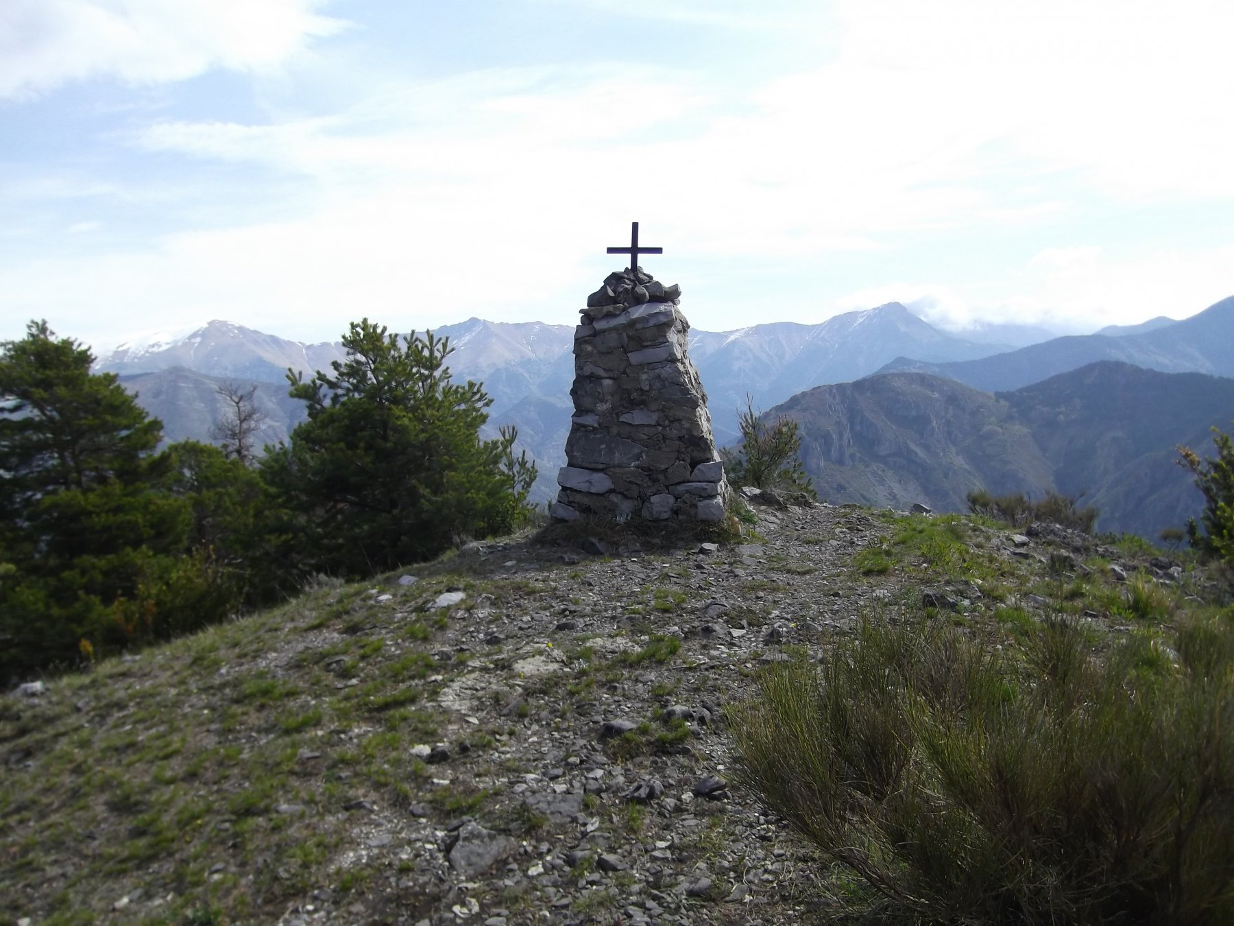Mont Bonsapel (m.1343).