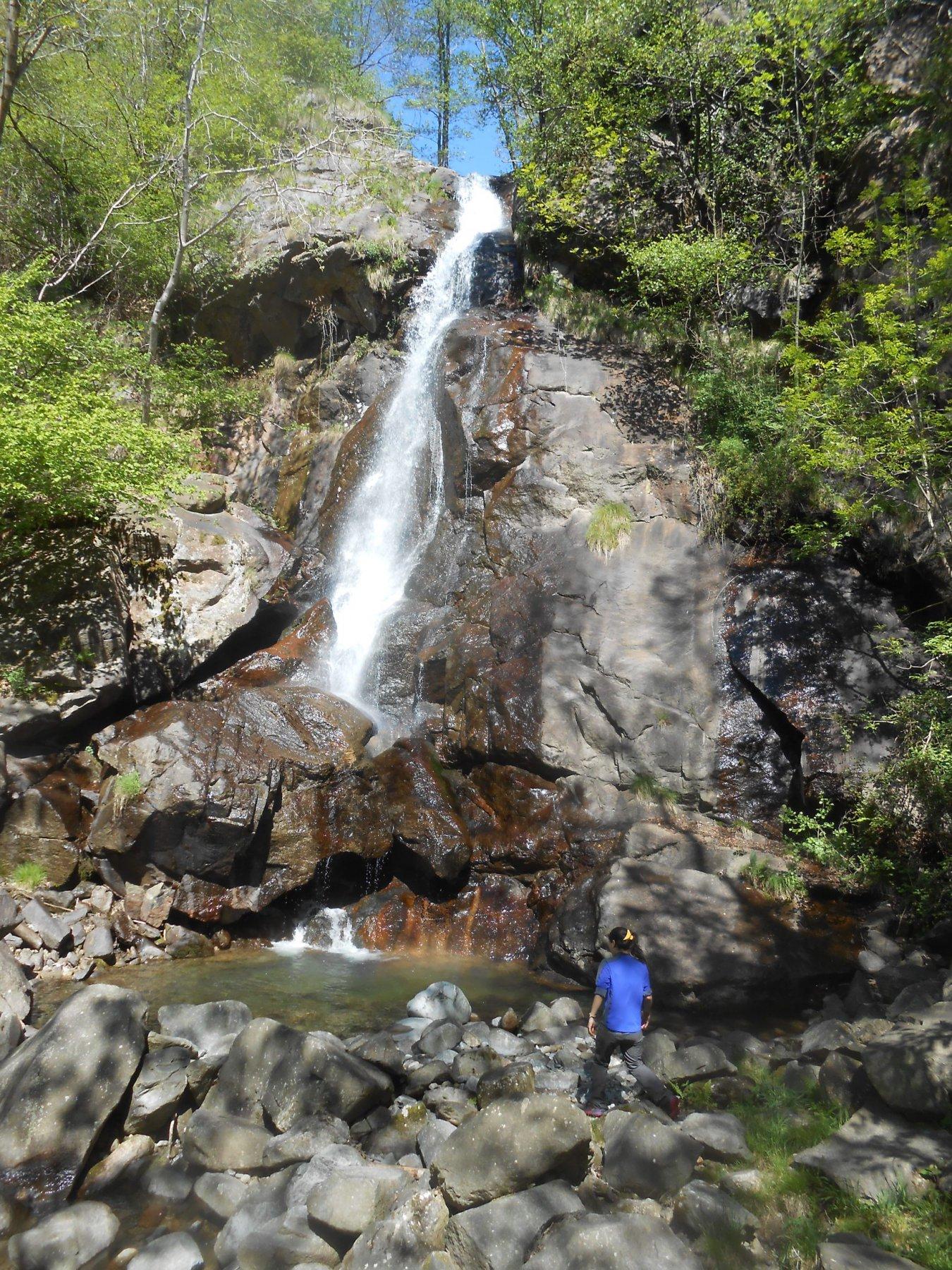 cascata del Pissun