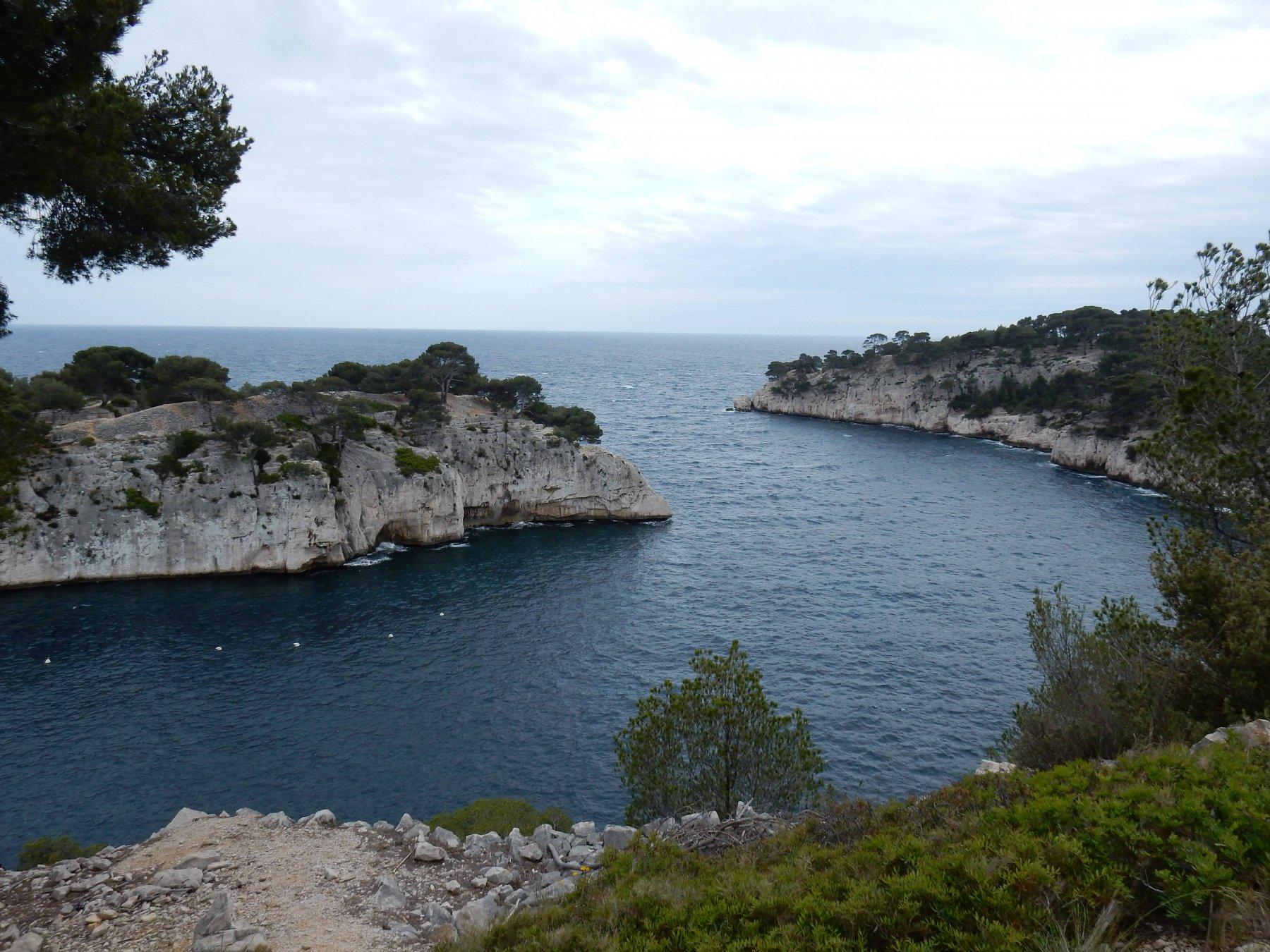 Calanque de Port Miou.