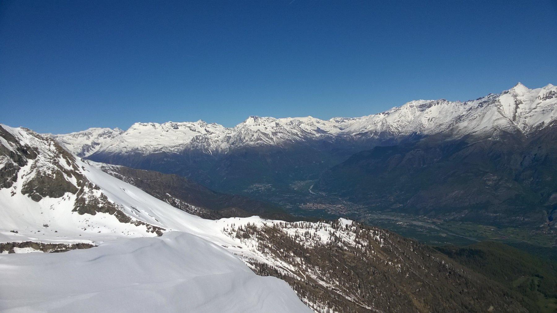 ... e uno sguardo a Susa e all'alta valle
