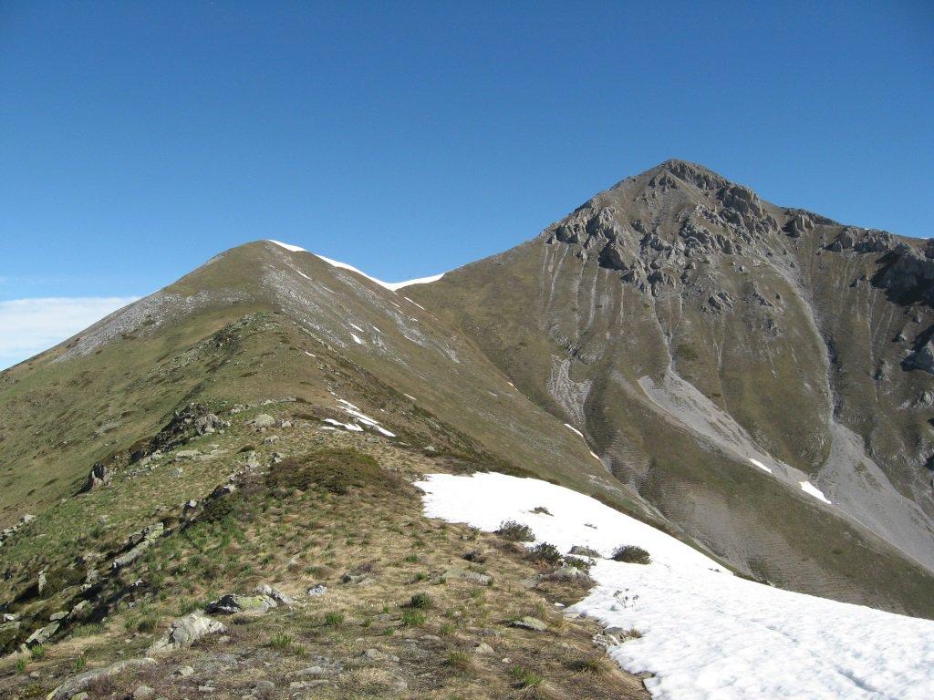 Monte Pianard e Rocca d'Orel