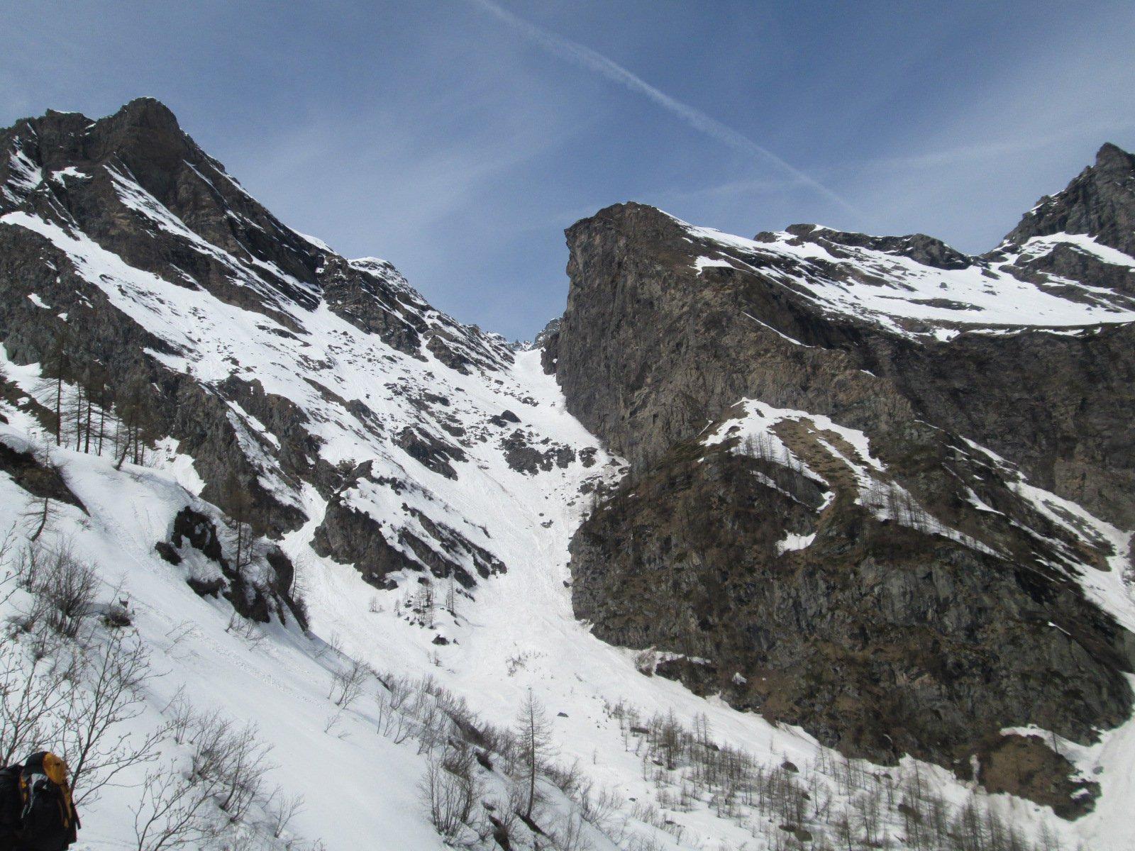 Mangioire (Passo dell) da Pian della Mussa, giro del Monte Bessanetto 2017-05-14