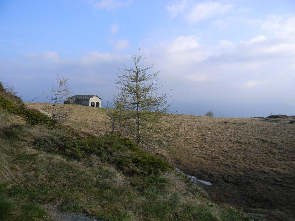 cappella e bivacco al Pian dell'Orso