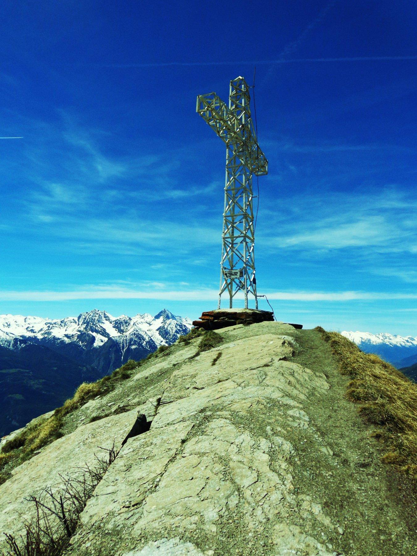 Croce di Cima Longhede