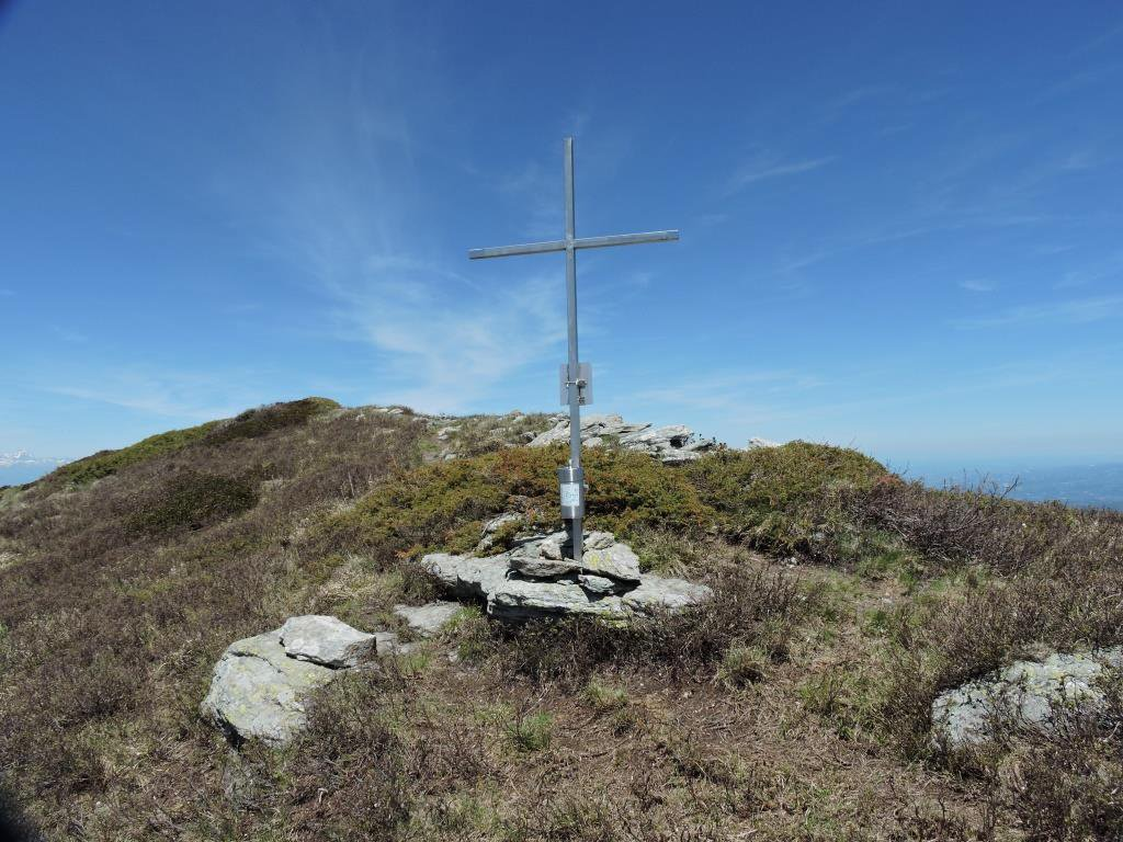 La seconda croce sul Baussetti