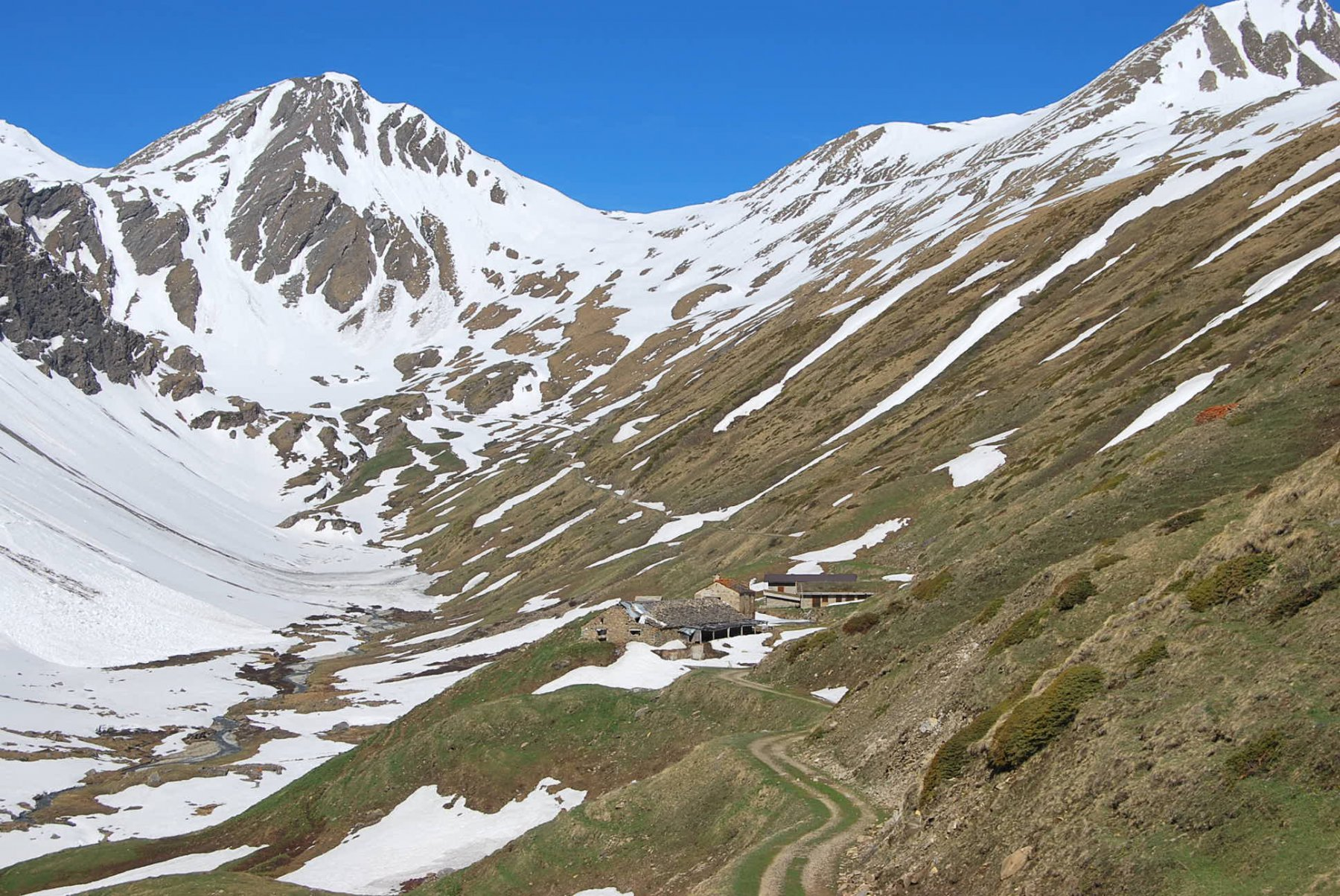 Alpeggi di Chavannes d'en bas