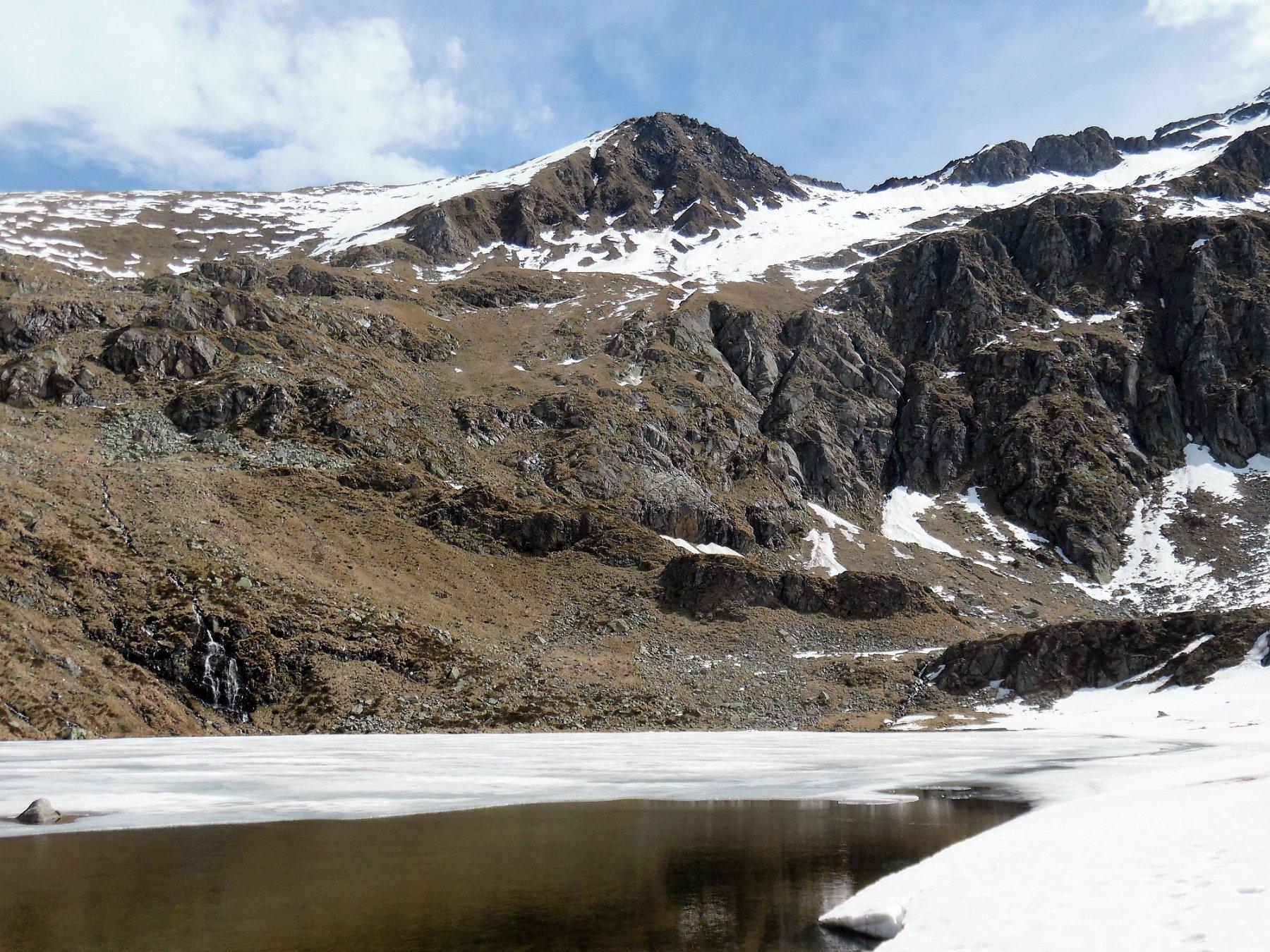 Lago di Val Sambuzza