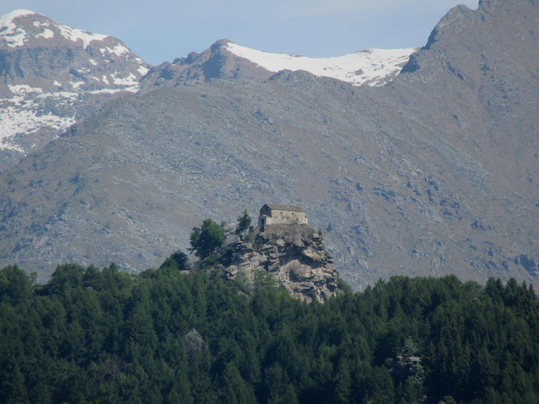 Zoom sul Santuario di Santa Cristina