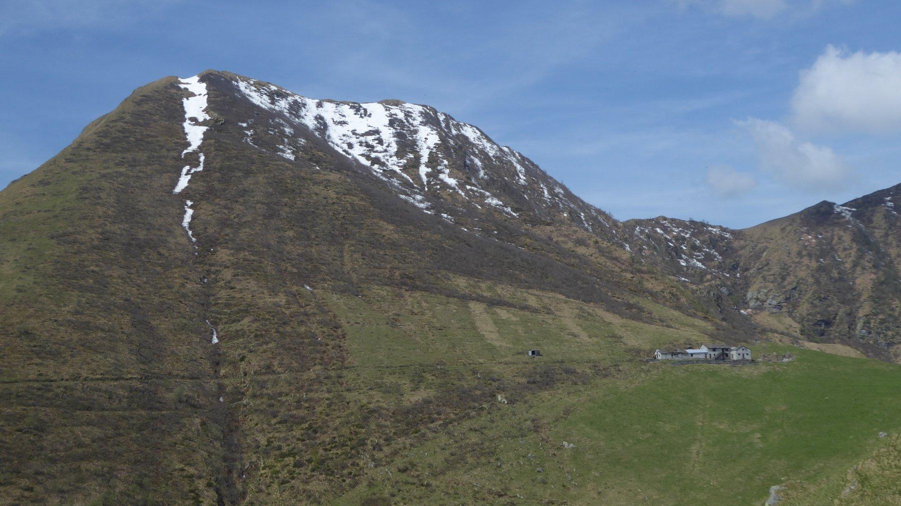 Cima Rosta e Alpe Sionei
