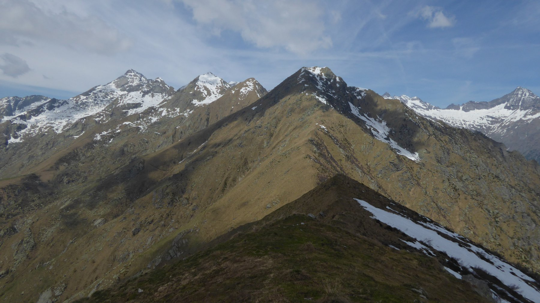Panorama dalla Rosta