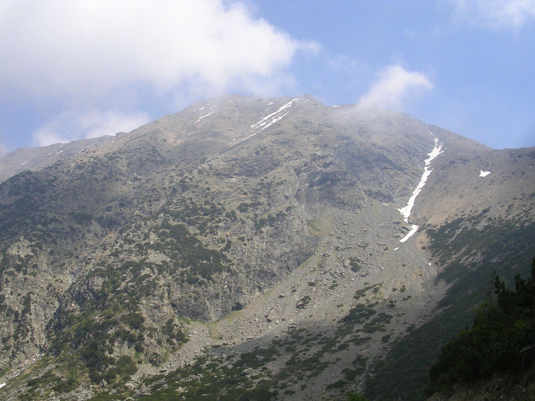 Il monte Civrari