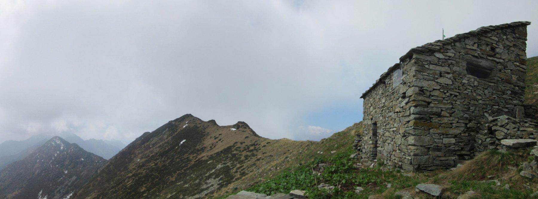 Punto di appoggio CAI Alpe Campo Sella Alta