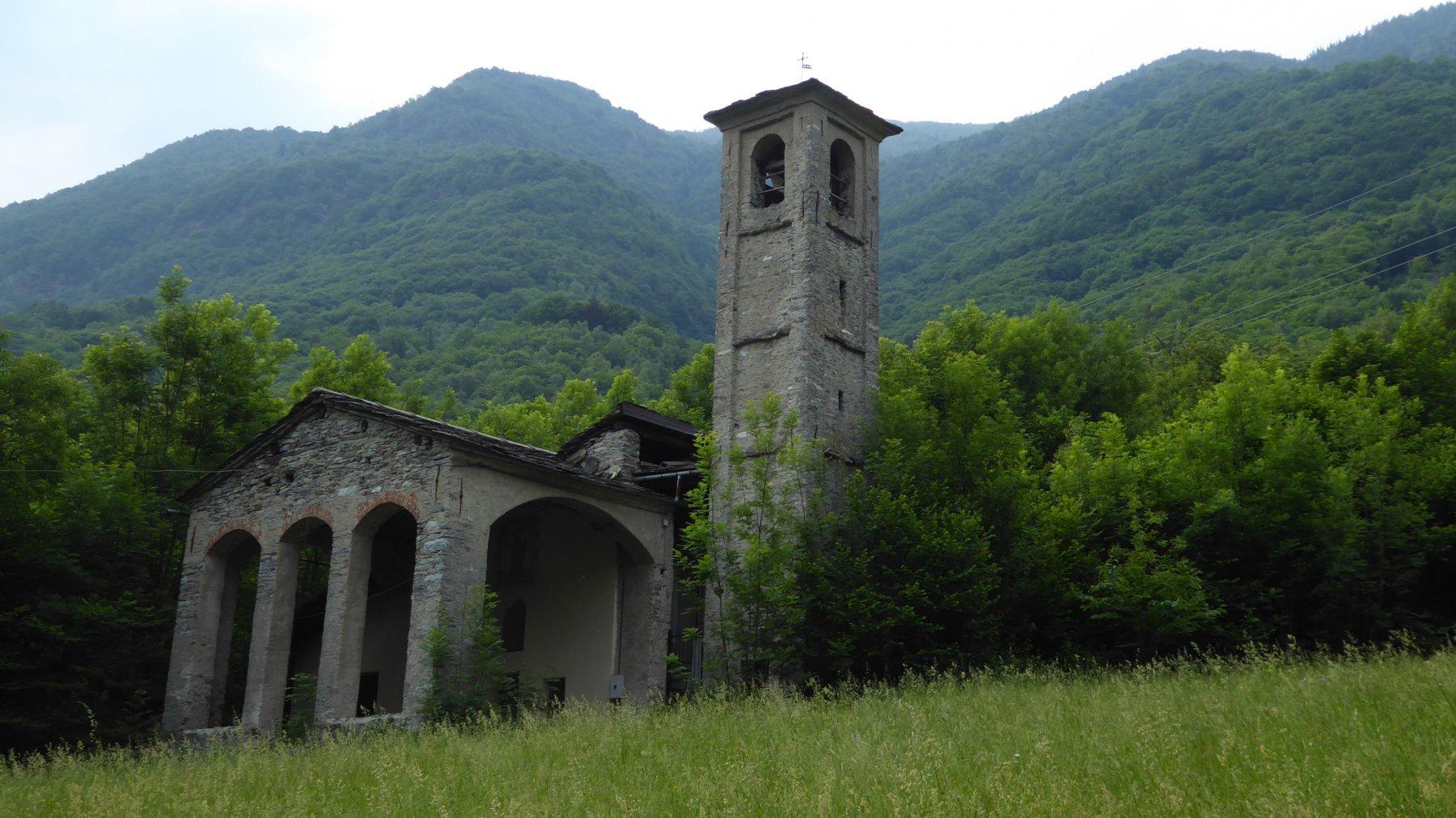 Chiesa di Santa Liberata