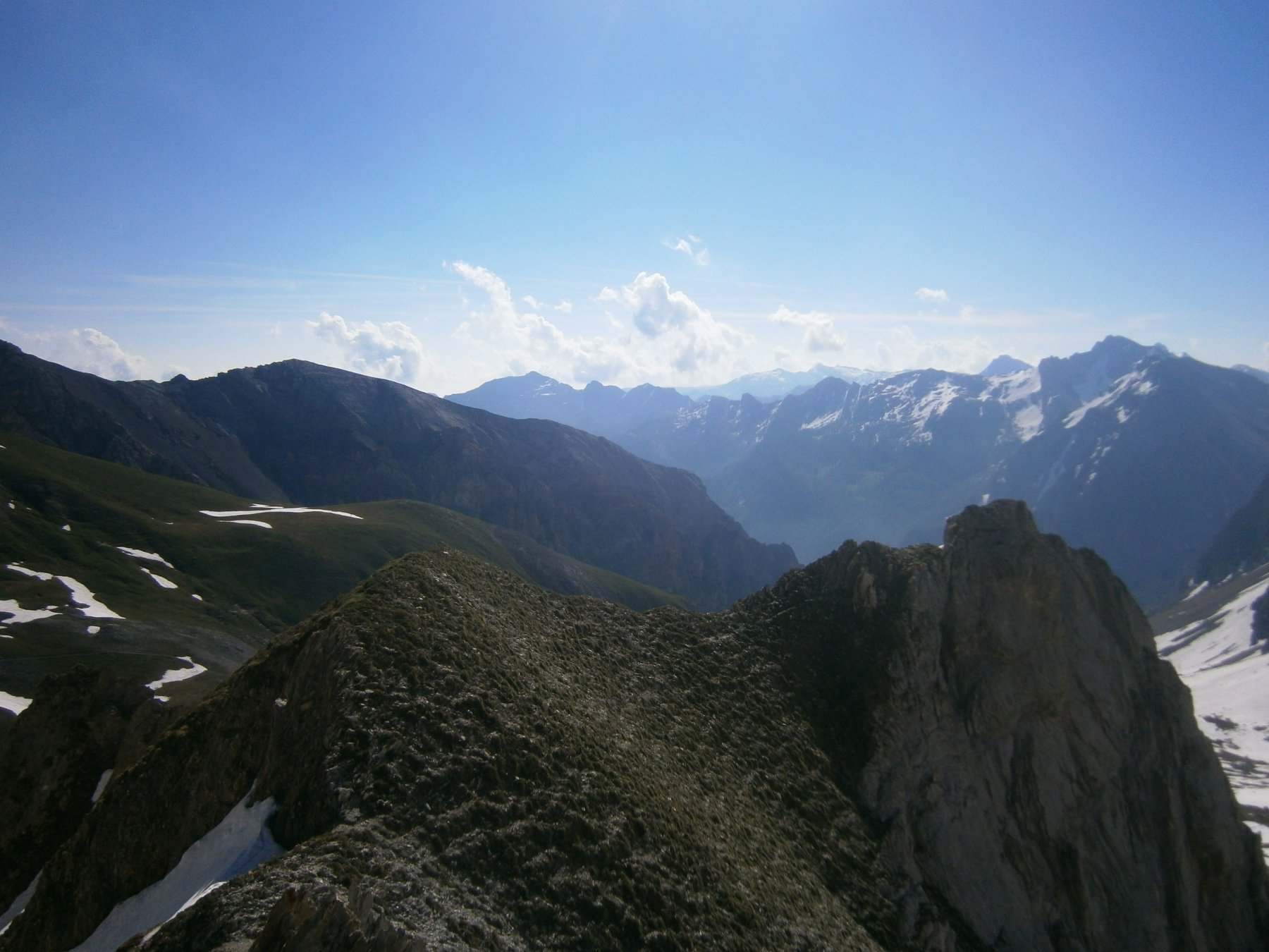 L'altra cima rocciosa