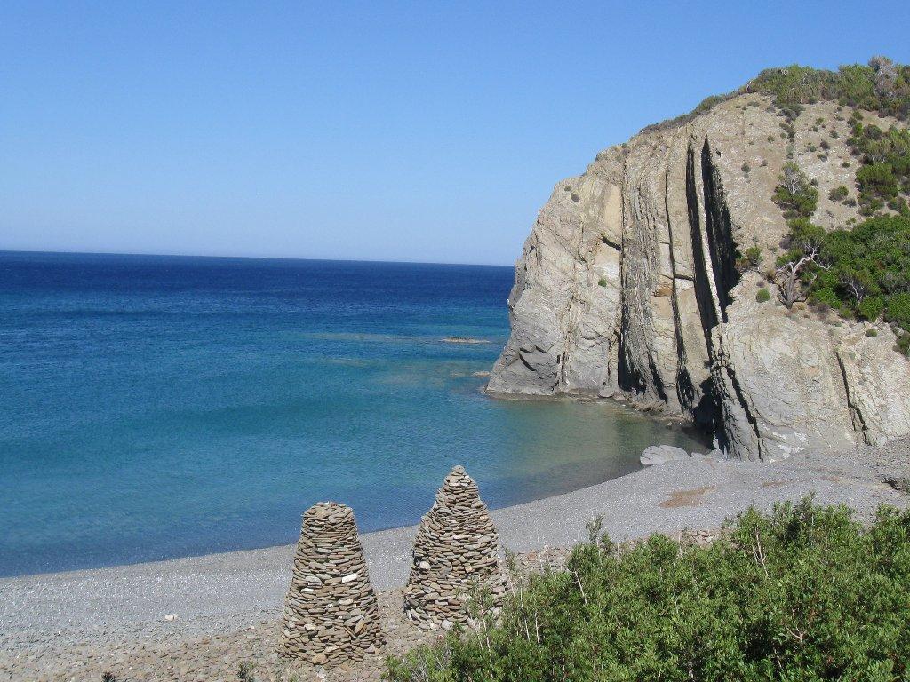 Baba Minas (Spiaggia) Sentiero costiero 2017-06-01