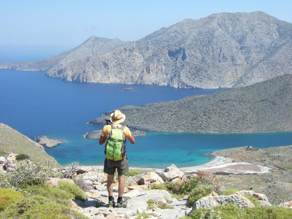 Karpathos (Isola di) Baia di Trìstomo 2017-06-02