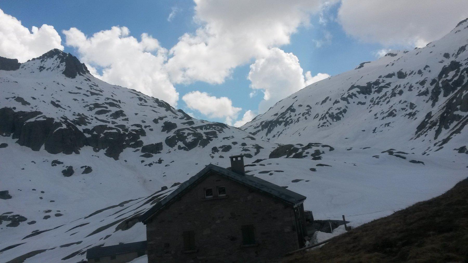 Alpe di Lucendro