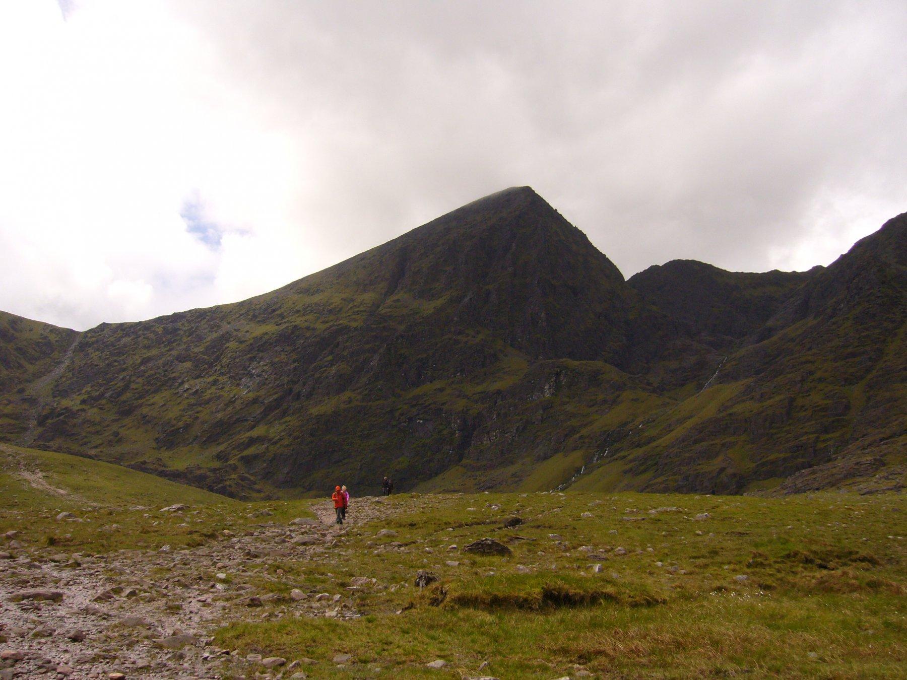 Carrauntoohil (1038 m)