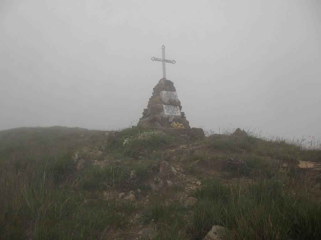 M.Taccone nella nebbia