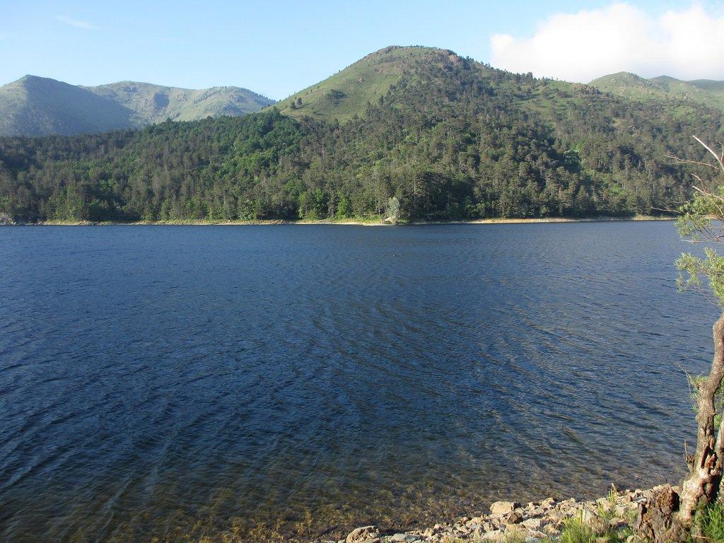 Lago Lungo e Bric del Lagolungo