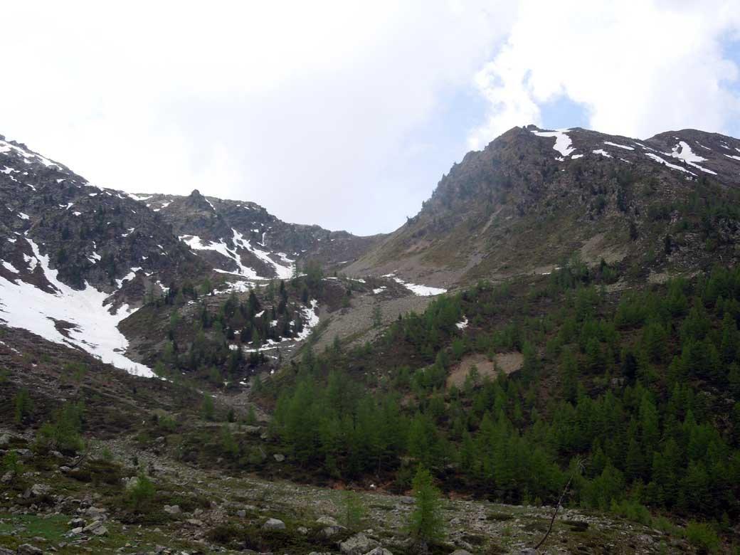 Fouillou (Col) da Valpelline, anello per i valloni di Arpisson e Verzignola 2017-06-03