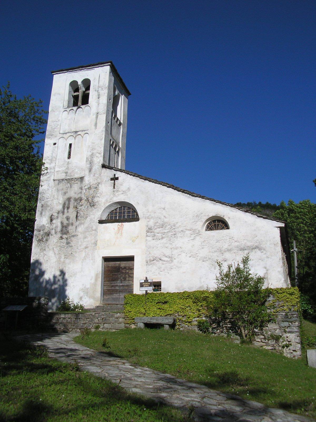 Pieve di San Maurizio (sec. X-XI)