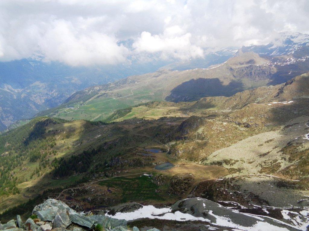 Vallone dell'Alpe Champlong
