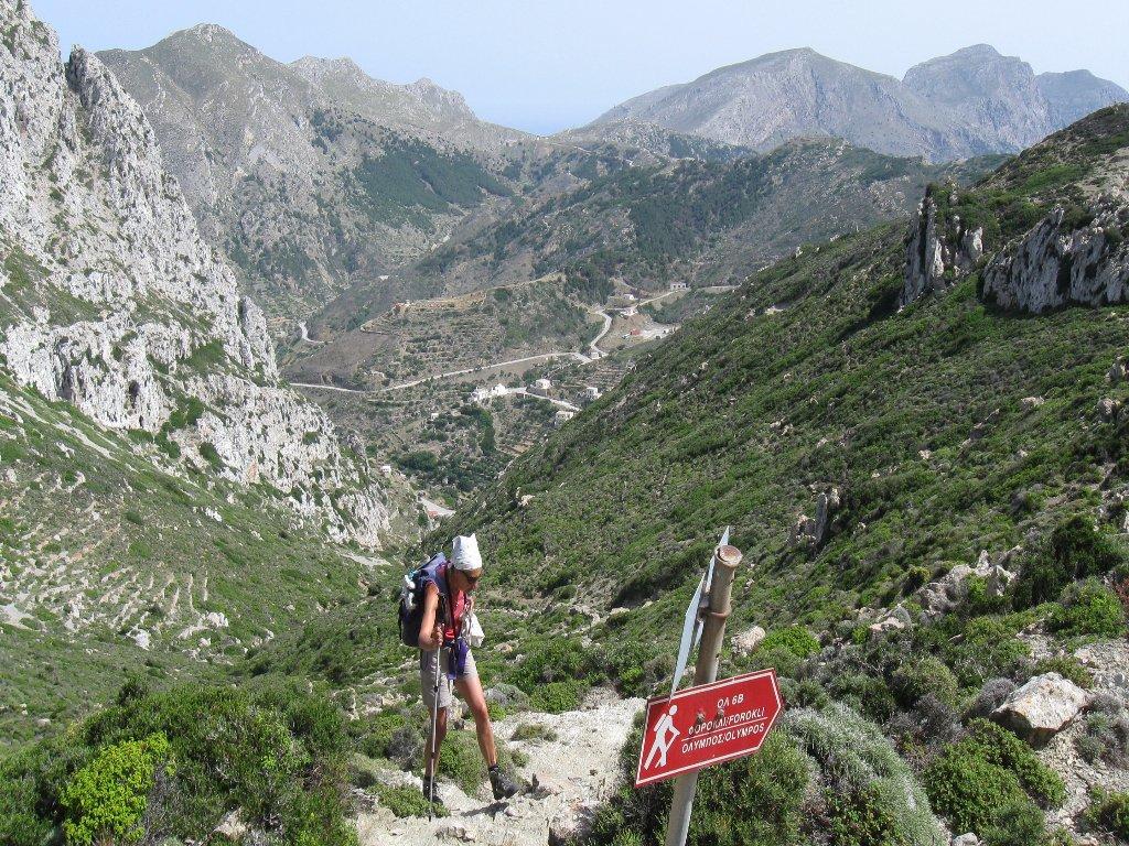 Prophiti Ilias (Monte) - Karpathos da Olimpos 2017-06-07