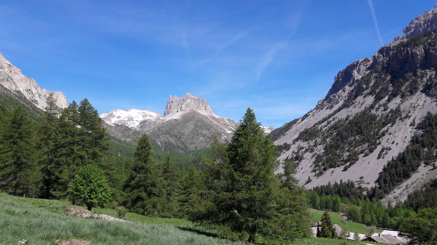 Monte Thabor e Serous dalle Grange di Valle Stretta