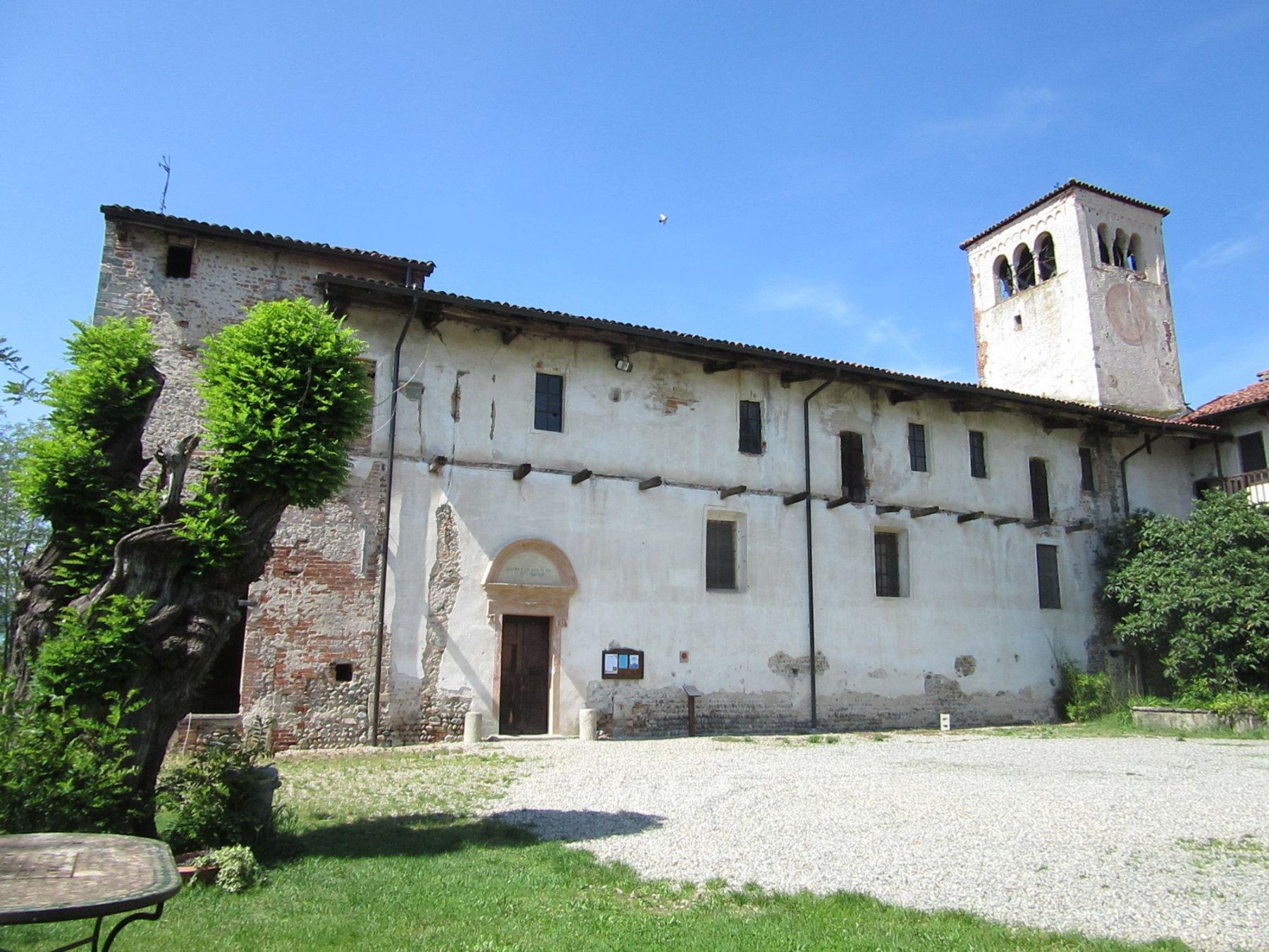 Monastero Cluniacense a Castelletto Cervo