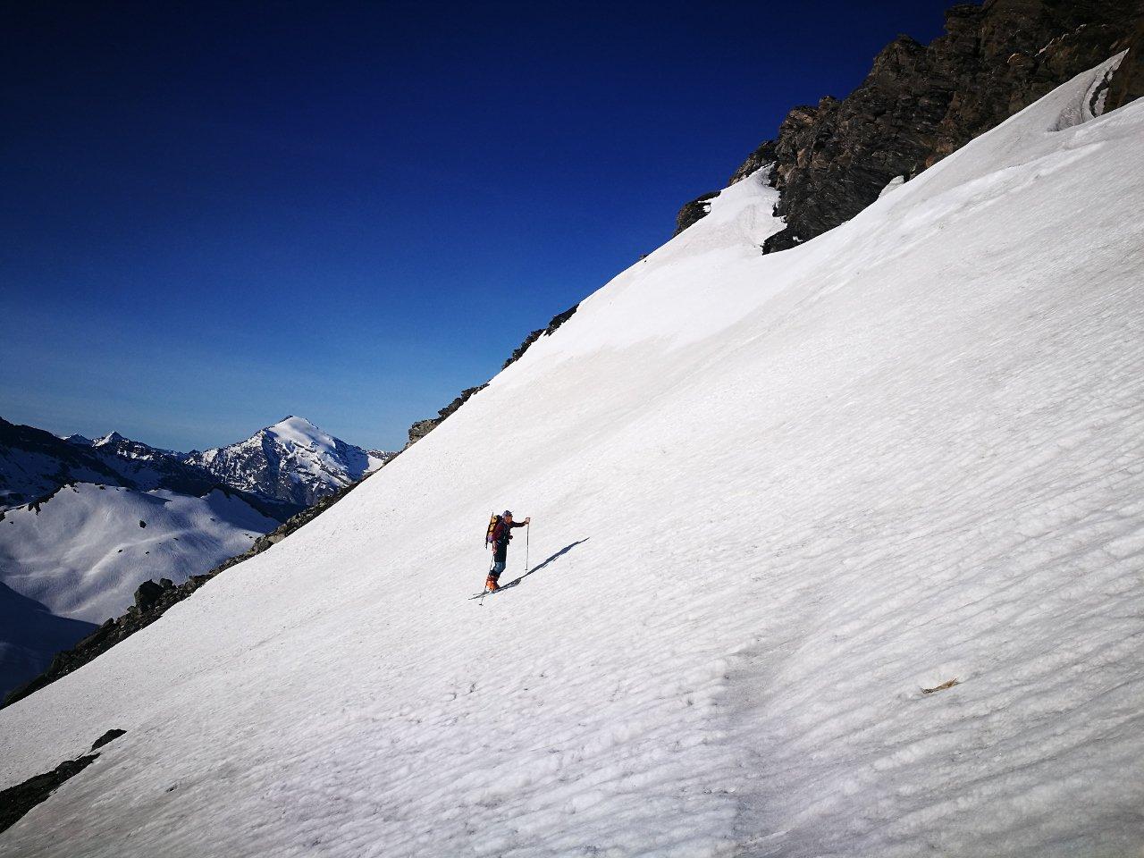 05 - arrivo  al Col de la Calabourdane