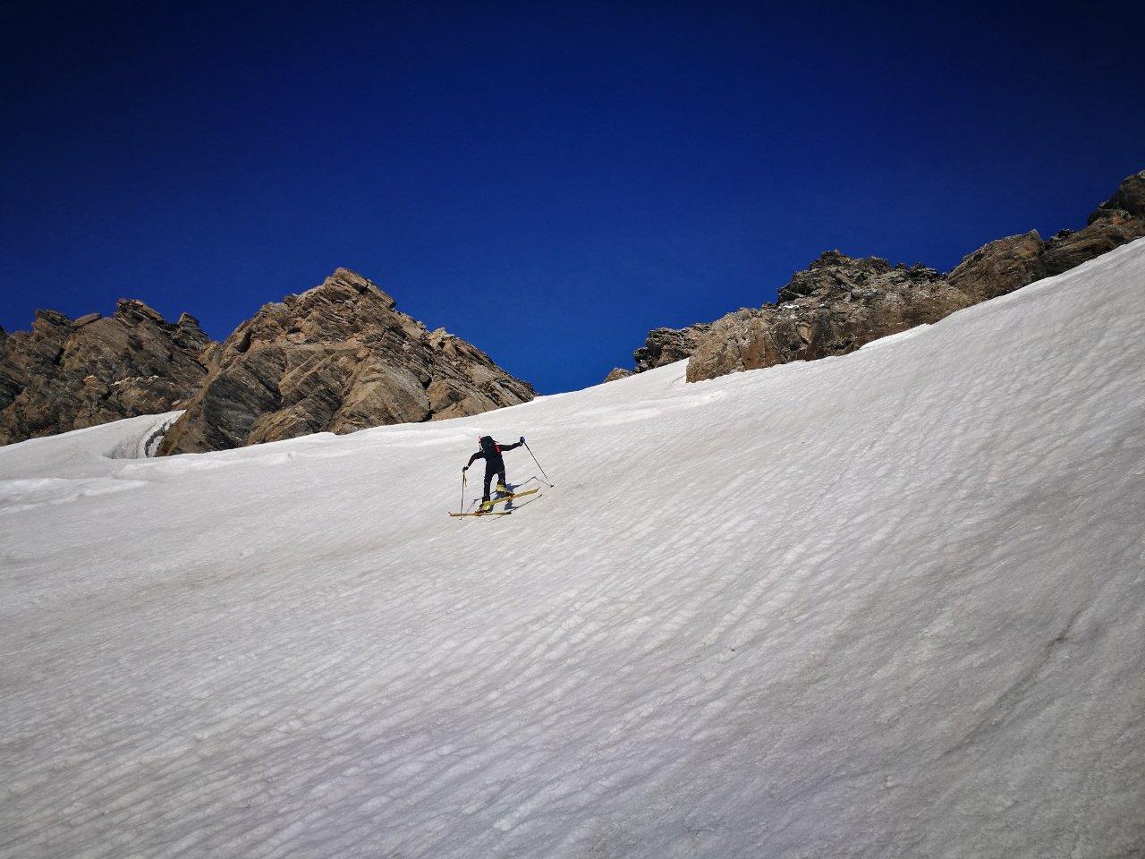 04 - arrivo  al Col de la Calabourdane