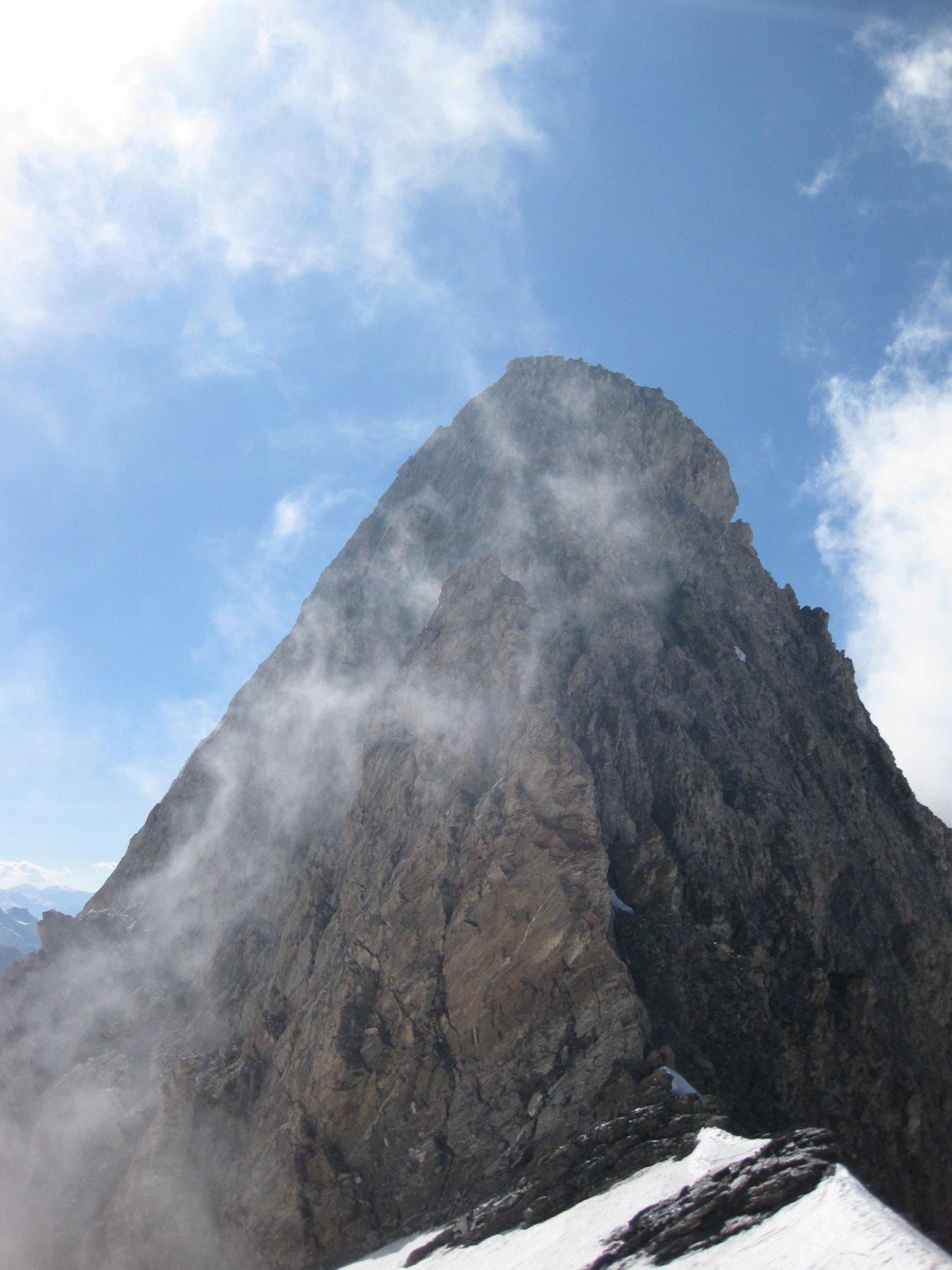 il Pic d'Asti dalla sella