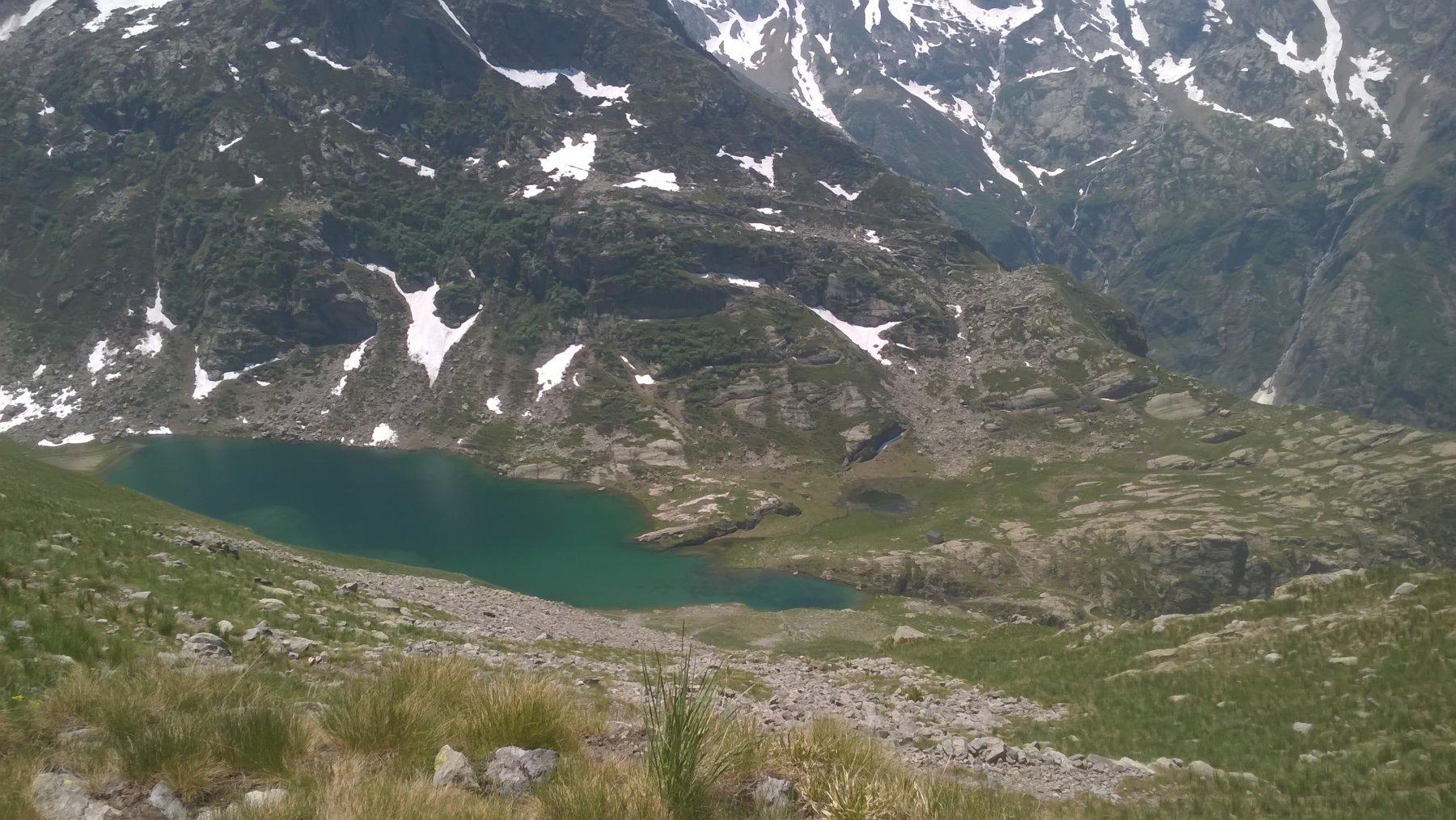 lago del vei del buc