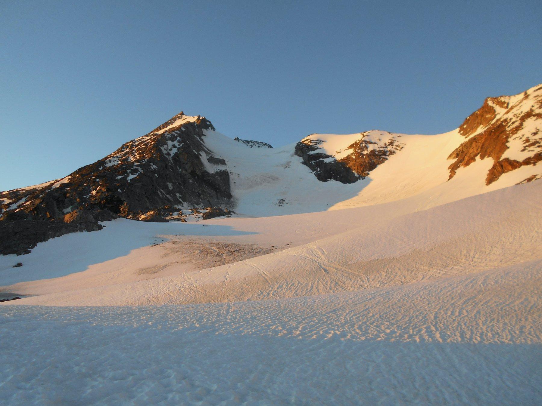 glacier gran col