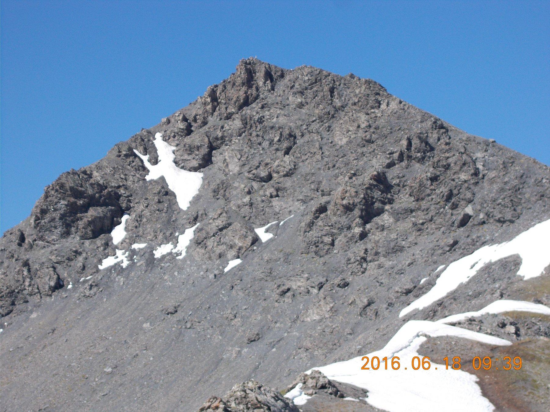 Rocher de Thures 2942m