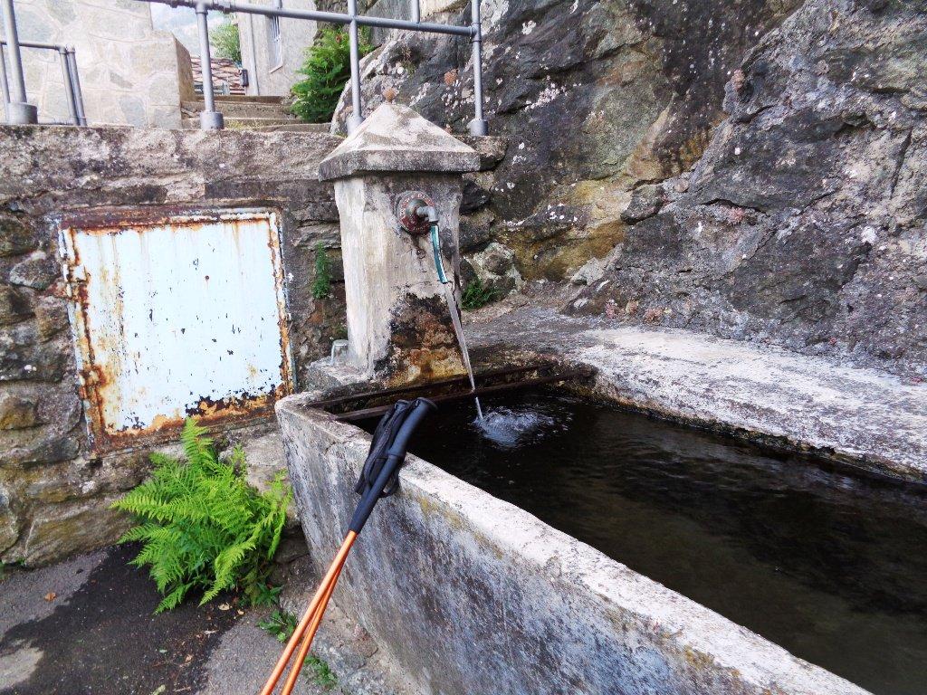 Fontana a Niquidetto