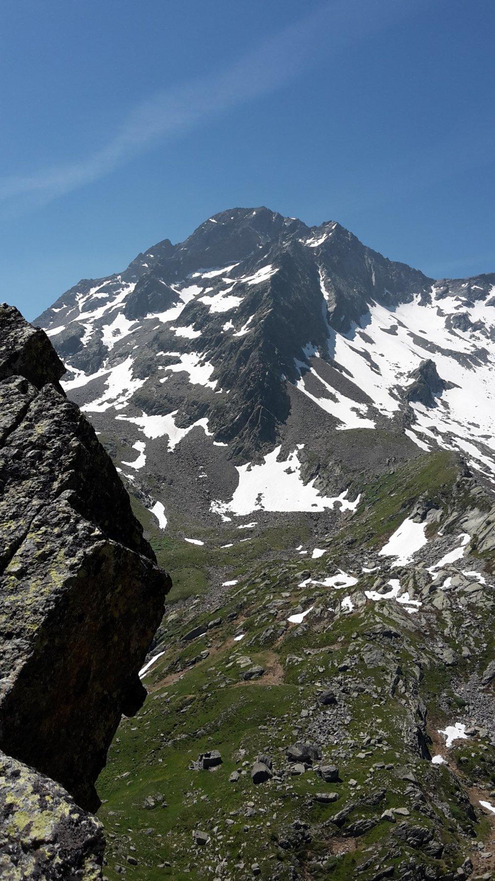 Il Mont Nery dal Colle di Frudiere