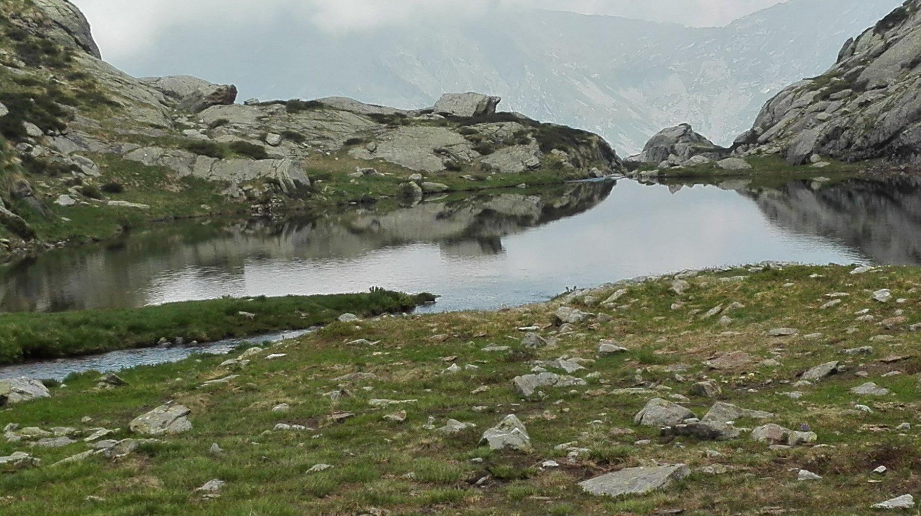 lago della Buffa inferiore