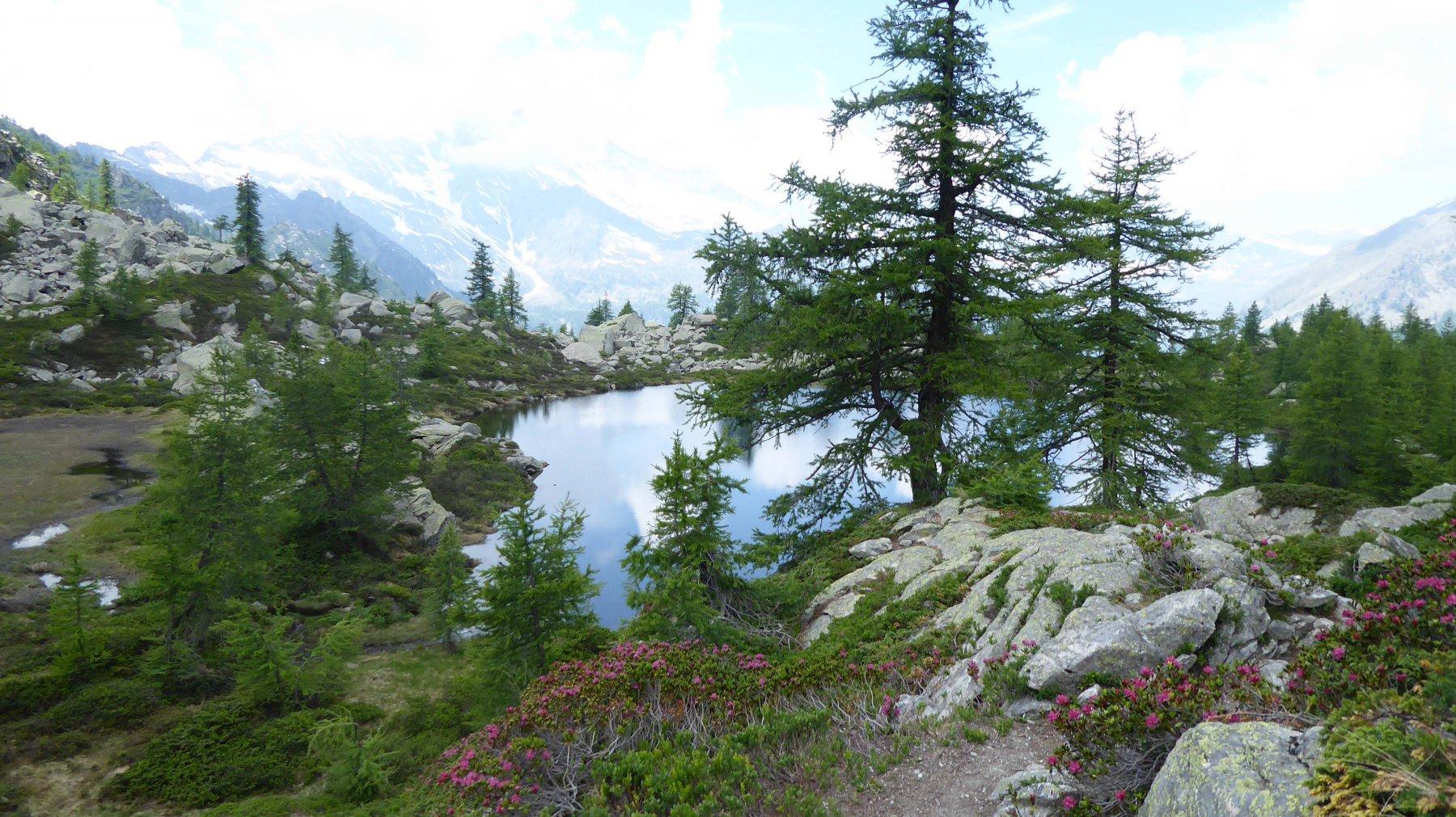 Uno dei Laghi Bellagarda