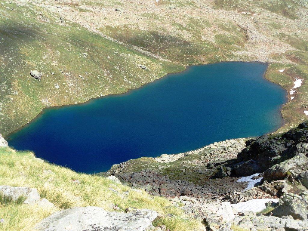 Lago Lussert, 2713m