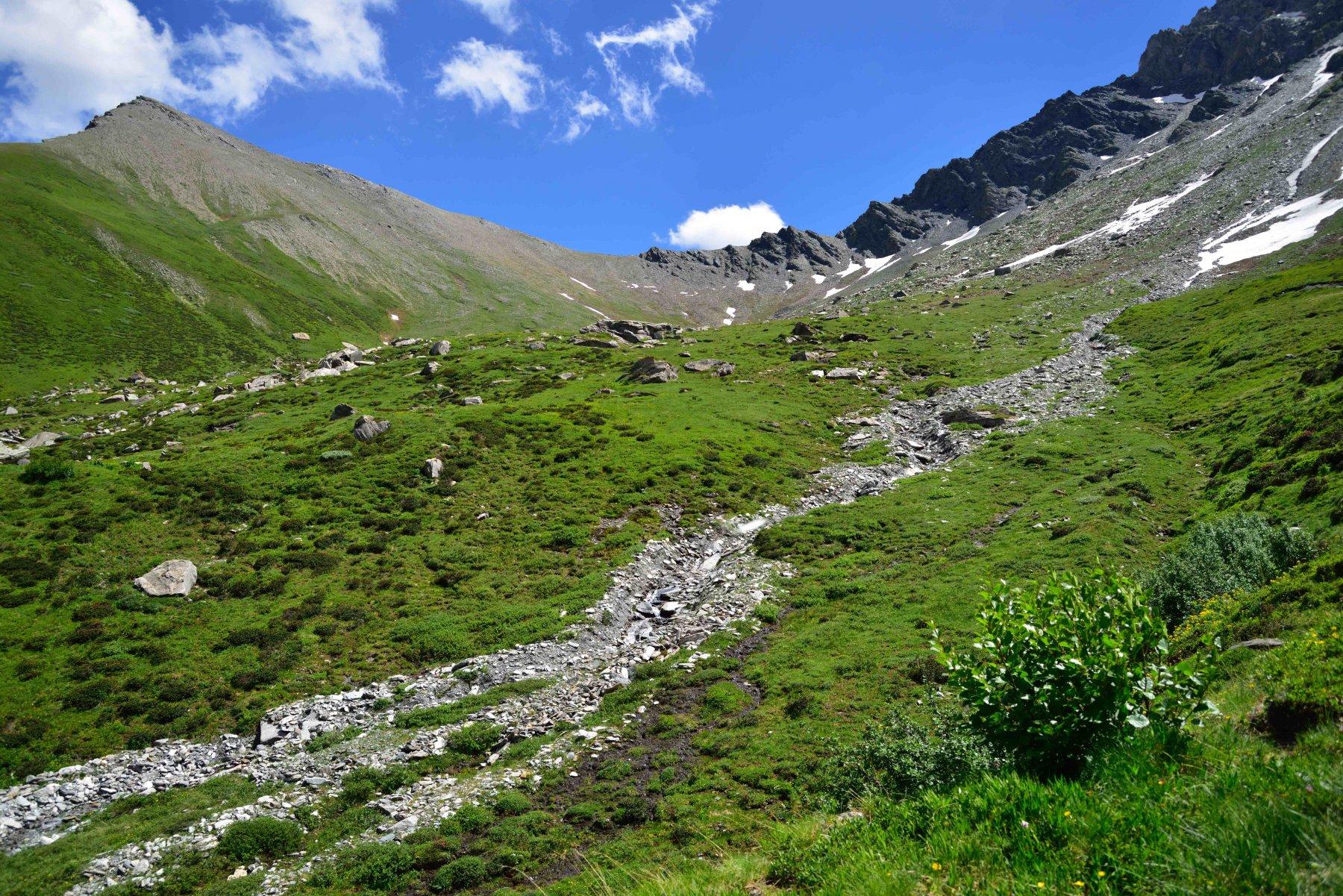 Il vallone del Bondormir